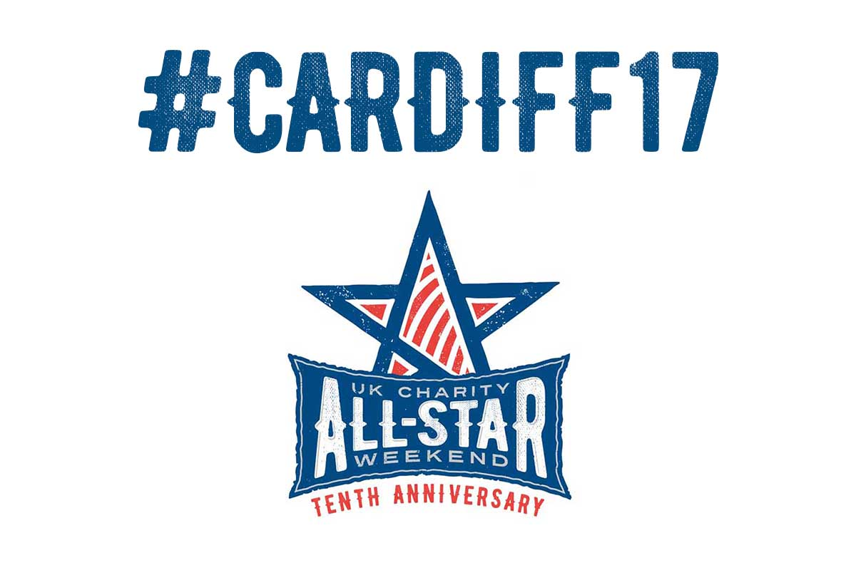£106,000 raised makes #Cardiff17 most successful Allstars year ever!