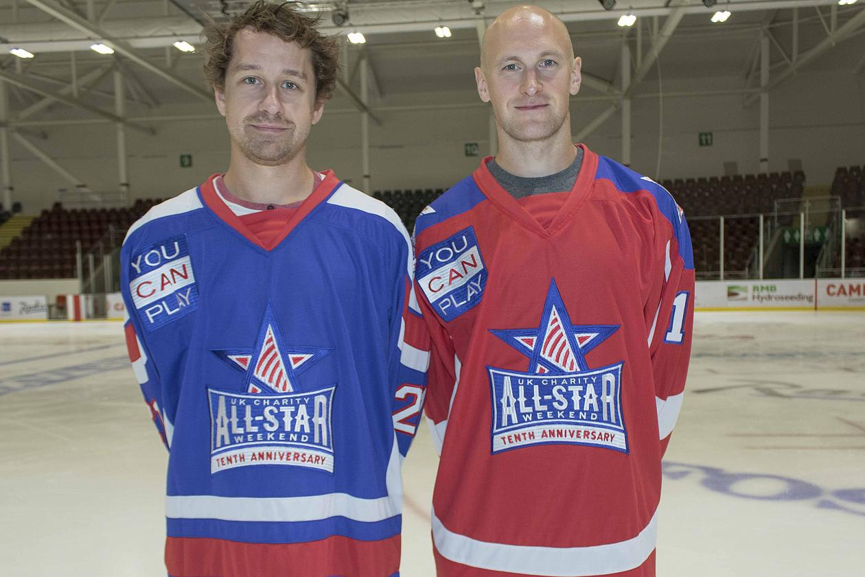 Pro Allstars jerseys unveiled as #Cardiff17 passes £113,000 mark